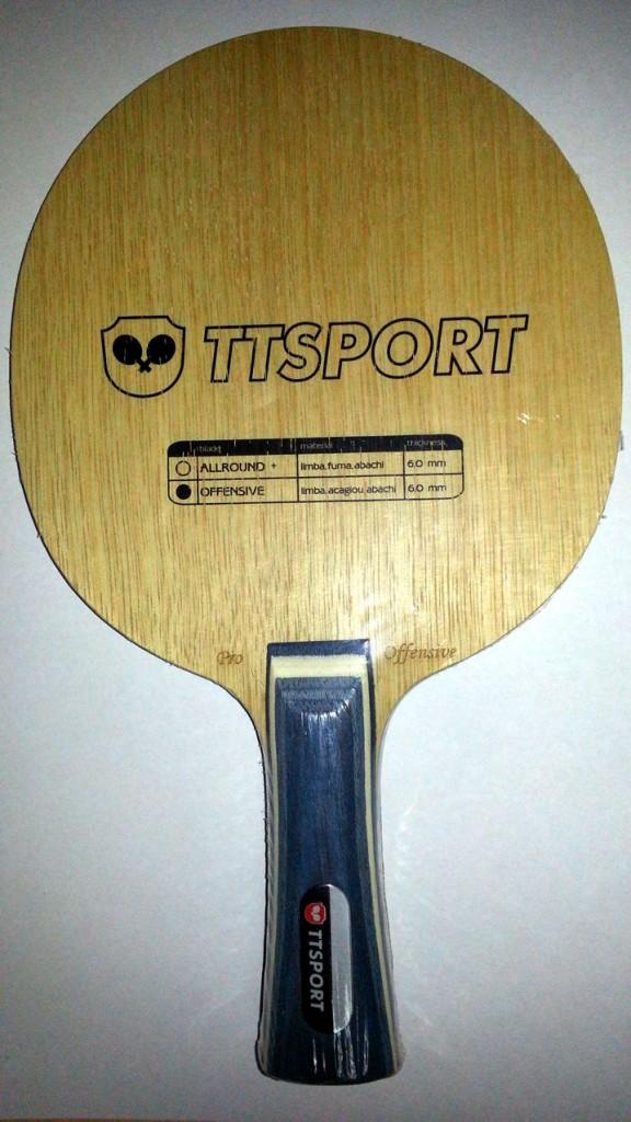 Основание TTSport