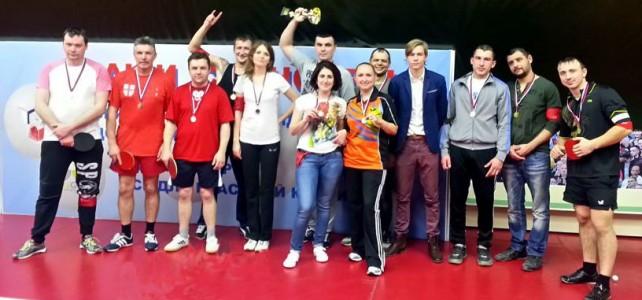 Первый спорт-корпоратив в Белом Парусе
