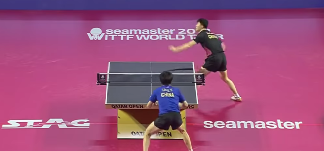 Ma Long vs Lin Gaoyuan | 2019 ITTF Qatar Open Highlights (Final)