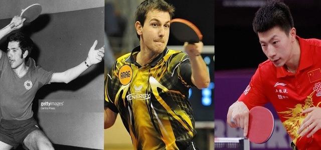Эволюция Настольного Тенниса