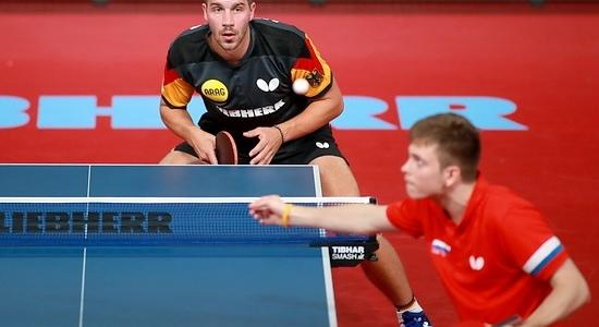 Евро-2019: российские команды настольного тенниса покидают Нант, заняв 9-16 места